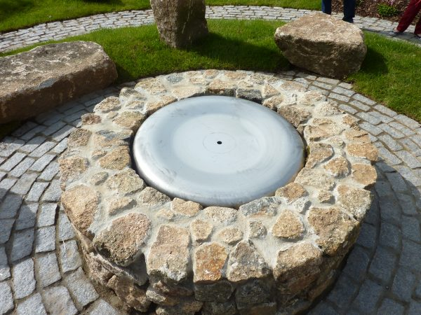 Congdons Stainless Steel Fire Bowl