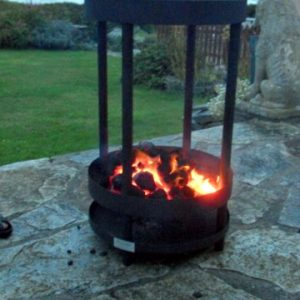 Black Rock Brazier